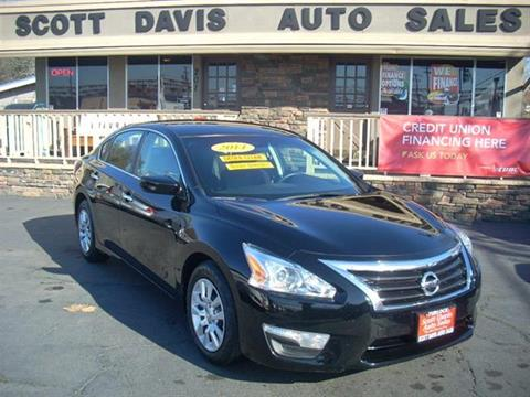 2014 Nissan Altima for sale in Turlock CA