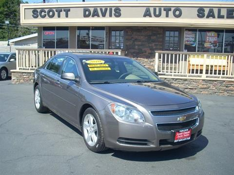 2010 Chevrolet Malibu for sale in Turlock CA