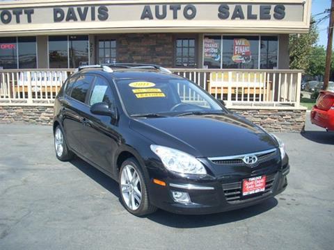 2011 Hyundai Elantra Touring for sale in Turlock, CA