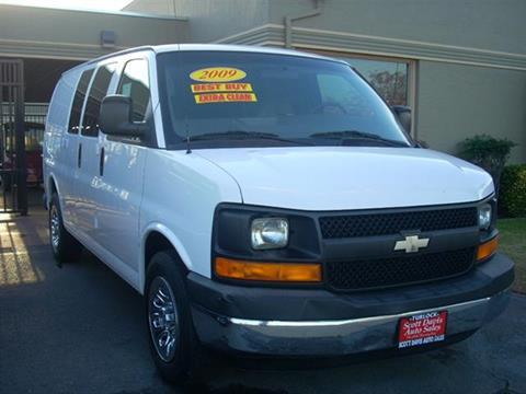 2009 Chevrolet Express Cargo for sale in Turlock CA