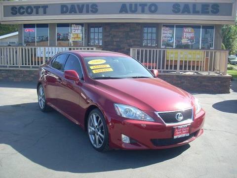 2008 Lexus IS 350 for sale in Turlock CA