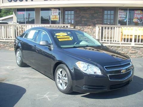 2011 Chevrolet Malibu for sale in Turlock CA