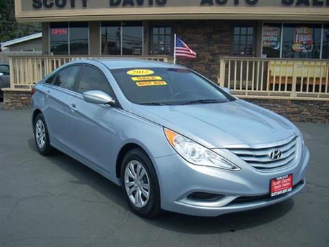 2012 Hyundai Sonata for sale in Turlock CA
