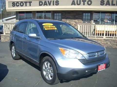 2007 Honda CR-V for sale in Turlock CA