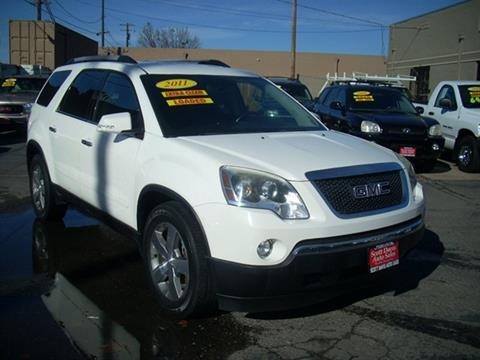 2011 GMC Acadia for sale in Turlock, CA