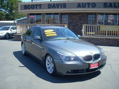2004 BMW 5 Series for sale in Turlock CA