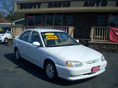 2001 Kia Sephia for sale in Turlock CA