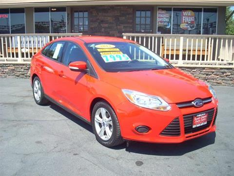 2013 Ford Focus for sale in Turlock CA