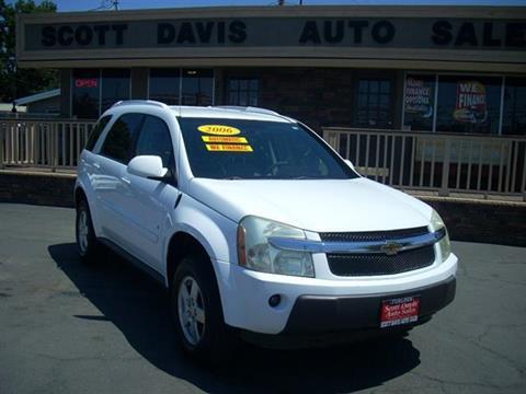2006 Chevrolet Equinox for sale in Turlock CA