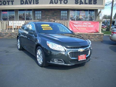 2014 Chevrolet Malibu for sale in Turlock CA