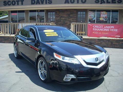 2011 Acura TL for sale in Turlock CA