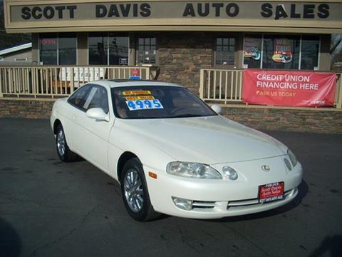 1992 Lexus SC 300 for sale in Turlock, CA