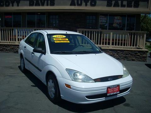 2000 Ford Focus for sale in Turlock CA