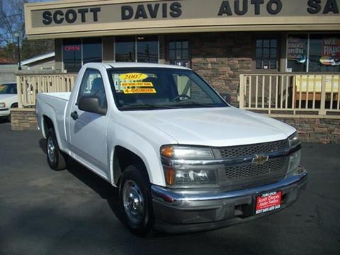2007 Chevrolet Colorado for sale in Turlock, CA