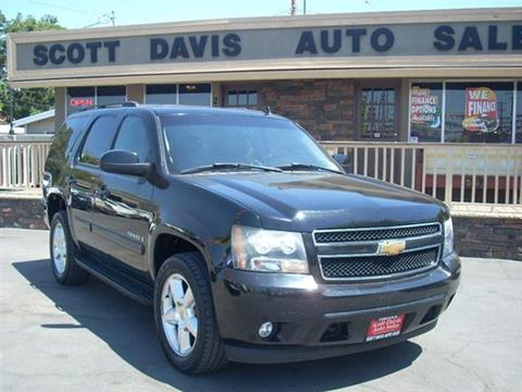 2007 Chevrolet Tahoe for sale in Turlock, CA