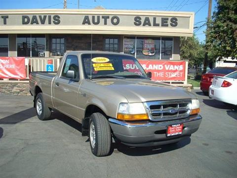 2000 Ford Ranger for sale in Turlock CA