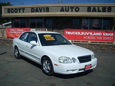 2005 Kia Optima for sale in Turlock CA