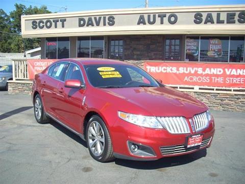 2011 Lincoln MKS for sale in Turlock CA