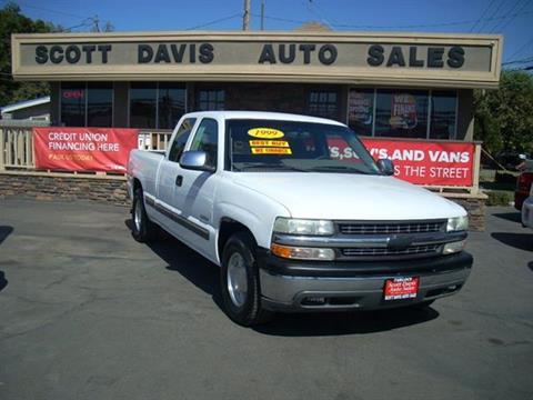 1999 Chevrolet Silverado 1500 for sale in Turlock, CA