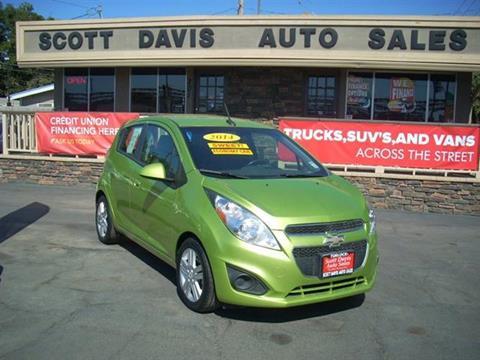 2014 Chevrolet Spark for sale in Turlock CA