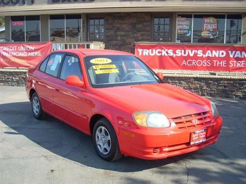 2004 Hyundai Accent for sale in Turlock CA