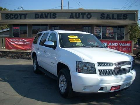 2007 Chevrolet Tahoe for sale in Turlock CA