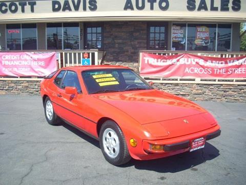 1987 Porsche 924 for sale in Turlock, CA