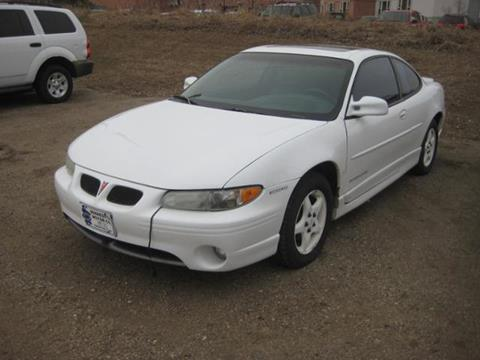 1998 Pontiac Grand Prix for sale in Fergus Falls, MN