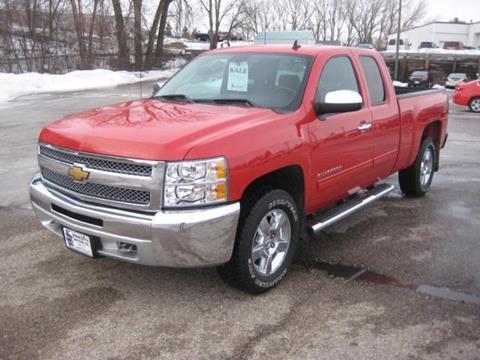 Used Chevrolet Trucks For Sale Fergus Falls Mn