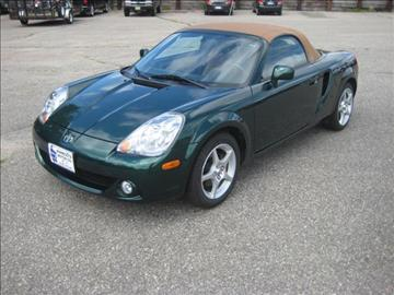 2004 Toyota MR2 Spyder for sale in Fergus Falls, MN