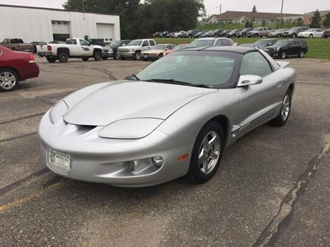2000 Pontiac Firebird for sale in Fergus Falls, MN