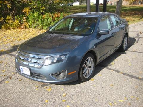 2012 Ford Fusion for sale in Fergus Falls, MN