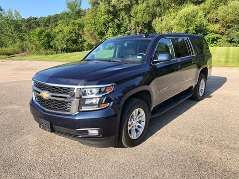 2017 Chevrolet Suburban For Sale In Fergus Falls Mn