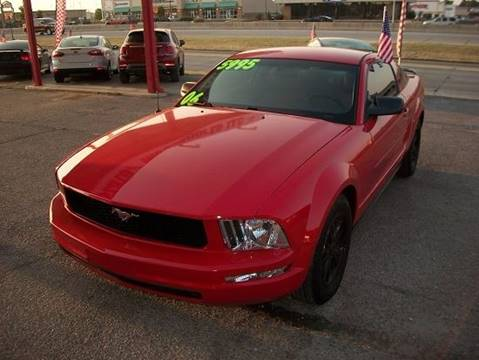 2006 Ford Mustang for sale in Wichita, KS