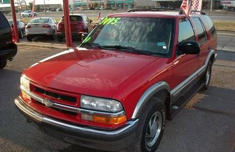 1999 Chevrolet Blazer for sale in Wichita, KS