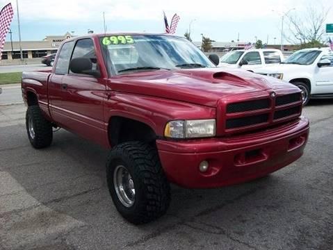 1999 Dodge Ram Pickup 1500 for sale in Wichita, KS
