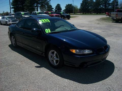2001 Pontiac Grand Prix for sale in Wichita, KS