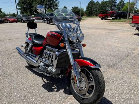 2007 Triumph Rocket III for sale in Wichita, KS