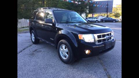 2008 Ford Escape for sale in Westport, MA