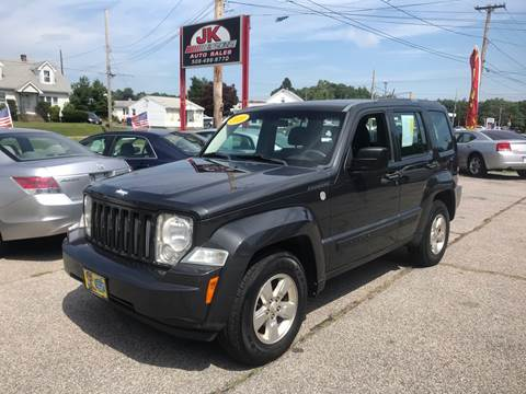 2010 Jeep Liberty for sale in Westport, MA
