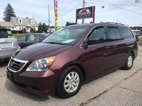 2010 Honda Odyssey for sale in Westport, MA