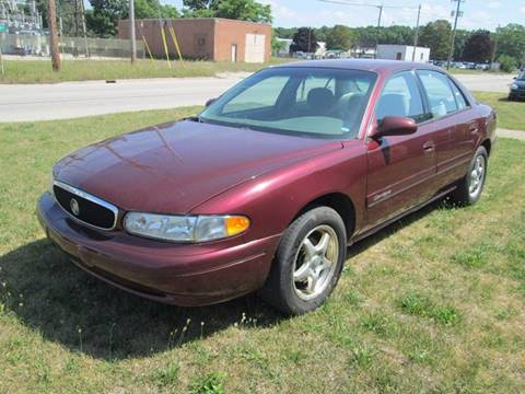 2002 Buick Century for sale in Muskegon, MI