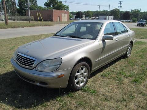2000 Mercedes-Benz S-Class for sale in Muskegon, MI