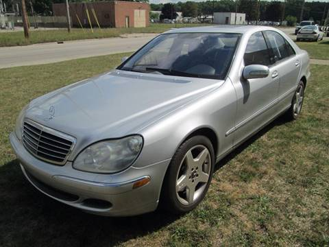 2006 Mercedes-Benz S-Class for sale in Muskegon, MI