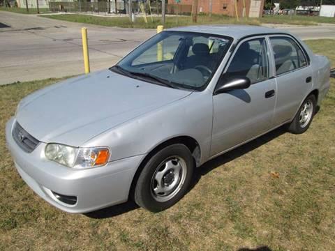 2002 Toyota Corolla for sale in Muskegon, MI