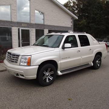 2005 Cadillac Escalade EXT For Sale - Carsforsale.com®