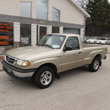 2001 Mazda B-Series Pickup for sale at Anytime Auto - Sale Cars in Muskegon MI