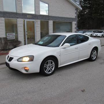 pontiac grand prix for sale in muskegon mi. Black Bedroom Furniture Sets. Home Design Ideas