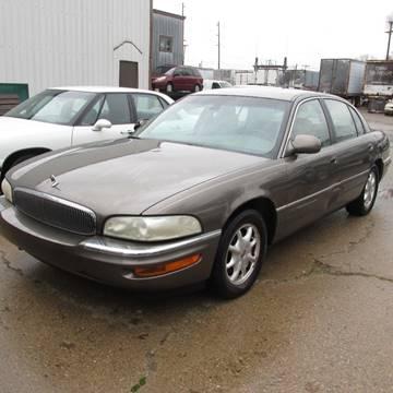 2001 Buick Park Avenue For Sale Carsforsale