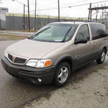 2002 Pontiac Montana for sale in Muskegon, MI